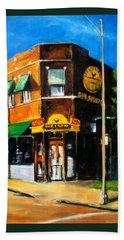Sun Studio - Day Beach Towel