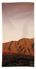 Sunset Mountain 2 Beach Towel