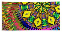 Sunshine Dreams Beach Towel