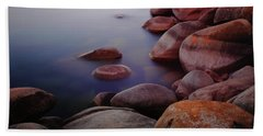 Tahoe Calm Beach Towel
