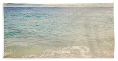 The Beach Beach Towel by Lyn Randle