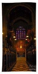 The Chapel At Valley Forge Park Beach Towel