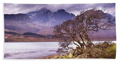 The Cuillins Skye Beach Towel