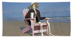 Topsail Island Beach Pirate Beach Towel