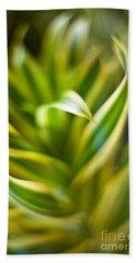 Tropical Swirl Beach Towel