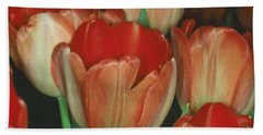 Tulip 1 Beach Towel