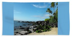 Turtle Beach Oahu Hawaii Beach Towel