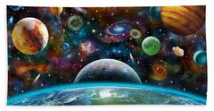 Universal Light Beach Towel by Adrian Chesterman