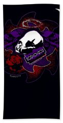 Vampyre  Beach Towel