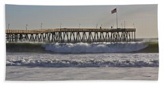 Ventura Pier Beach Towel