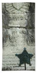 War Of 1812 Veteran Beach Towel