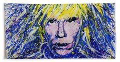 Warhol II Beach Sheet