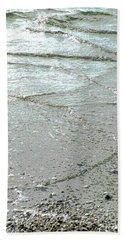 Wave Weaving Beach Sheet by Joe Jake Pratt