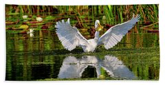 Wetlands Beach Towel