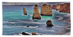 12 Apostles Beach Towel