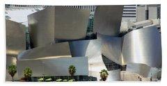 @ Disney Hall, Los Angeles Beach Sheet
