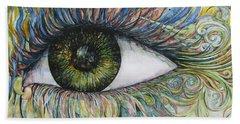 Eye For Details Beach Sheet