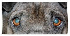 Gandalfs Eyes Beach Sheet