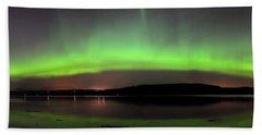 Northern Lights Beach Sheet