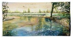 River Bend Beach Sheet