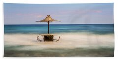 Seaside Bar Beach Towel