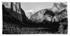 Valley Of Inspiration Beach Towel by Jason Abando