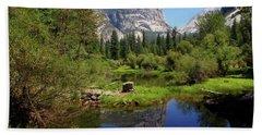@ Yosemite Beach Towel