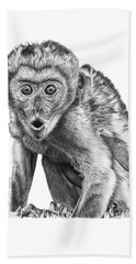057 Madhula The Monkey Beach Towel