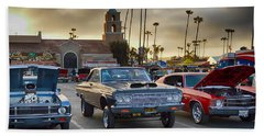 0700 Good Guys Gasser Beach Towel