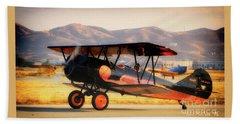 1926 Stearman Speedmail Beach Sheet