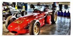 1961 Elder Indy Racing Special Beach Sheet