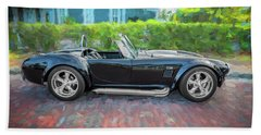 1965 Ford Ac Cobra Painted    Beach Towel