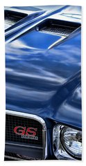 1970 Buick Gs 455  Beach Towel