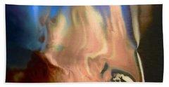 Abstract 6869 Beach Towel