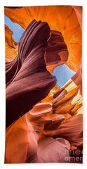 Amazing Antelope Canyon Beach Towel