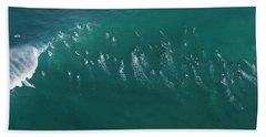 Ant's Nest Beach Towel
