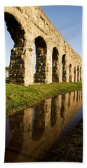 Aqua Claudia Aqueduct Beach Sheet