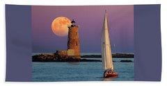 Arise  Beach Towel by Larry Landolfi