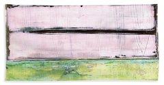 Art Print Sierra 5 Beach Sheet