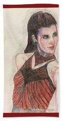 Ashley Beach Towel