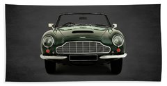Aston Martin Db6 Beach Towel