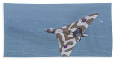 Avro Vulcan  Beach Towel