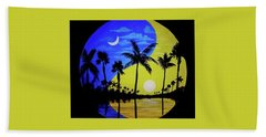 Badmoon Beach Towel