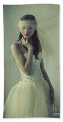 Ballerina Beach Towel by Diane Diederich