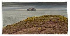 Bass Rock Beach Towel