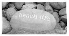 Beach Life Beach Sheet