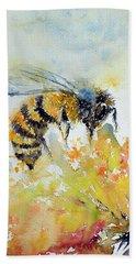 Bee Beach Towel