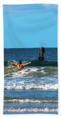 Belongil Beach Beach Towel
