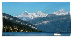 Bernese Oberland Beach Towel