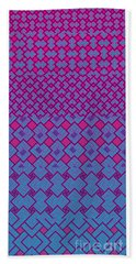 Bibi Khanum Ds Patterns No.4 Beach Towel